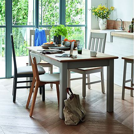 Padstow dining table in kitchen