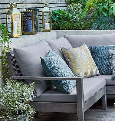 Outdoor furniture for Spring