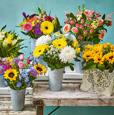 Gifts flowers hampers marks spencer bouquet of bright summer flowers m4hsunfo Gallery
