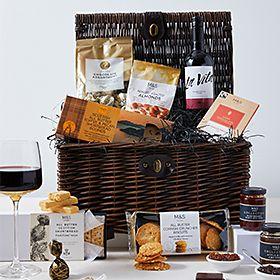 Hampers, Food & Wine Gifts   Flowers