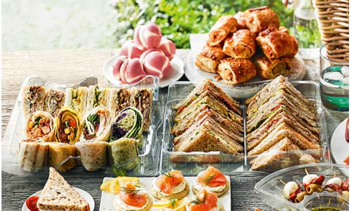 Food to Order | Cakes, Lunches & Party Food Online | M&S
