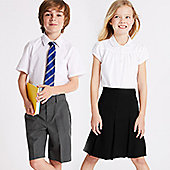 Summer-ready school uniform