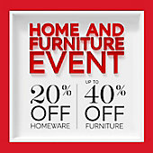20% off homeware