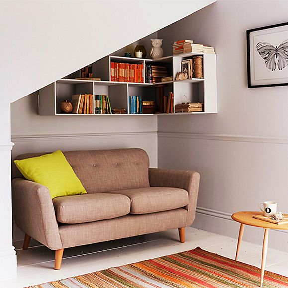Malmo 2-seater sofa and living room  accessories