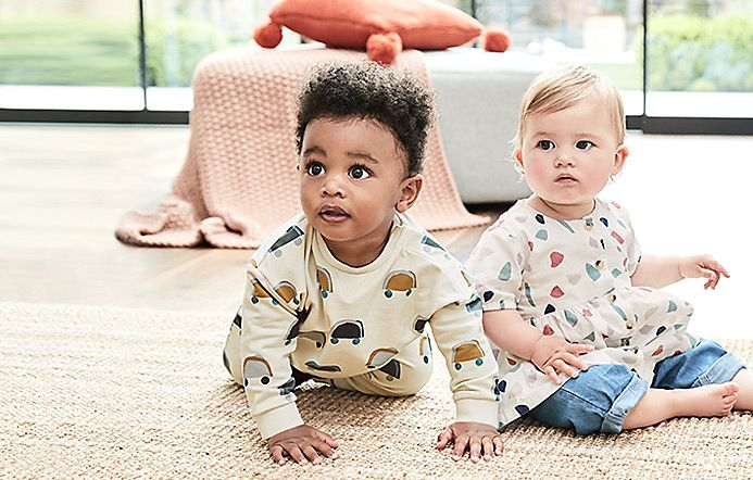 Baby & Newborn | Boy & Girl Clothes & Changing Bags |M&S