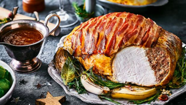 Christmas Food to Order turkey crown