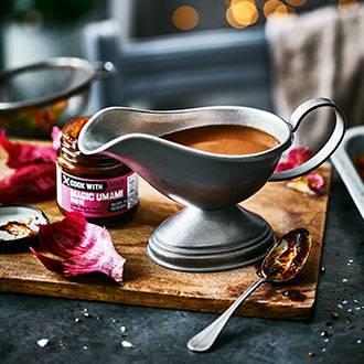Game-changing festive gravy
