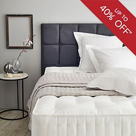 Up to 40% off Mattresses