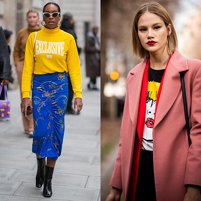 Spring/Summer 2019 street style trends
