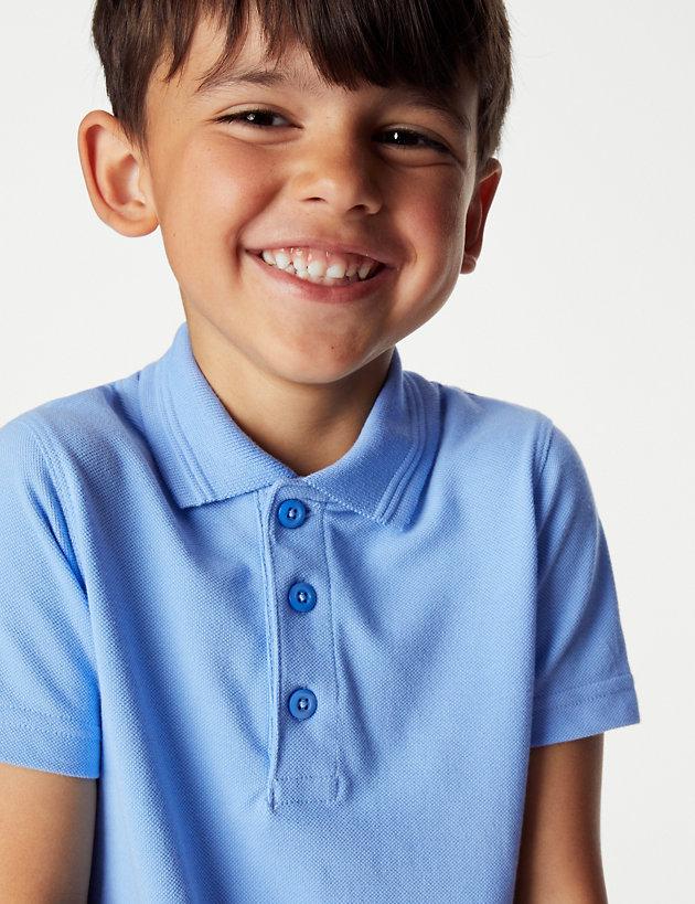 School Polo Shirts please Read Description