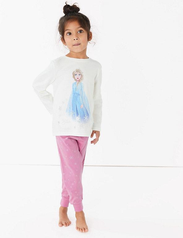 M/&S Marks /& Spencer Disney FROZEN Short Pyjamas Age 2-3 Years NEW