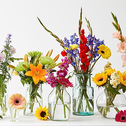 Flower subscription service