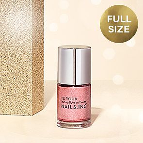 Nails Inc. Nail Polish in Weekend Millionaire