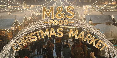 Meet the M&S Food Christmas team