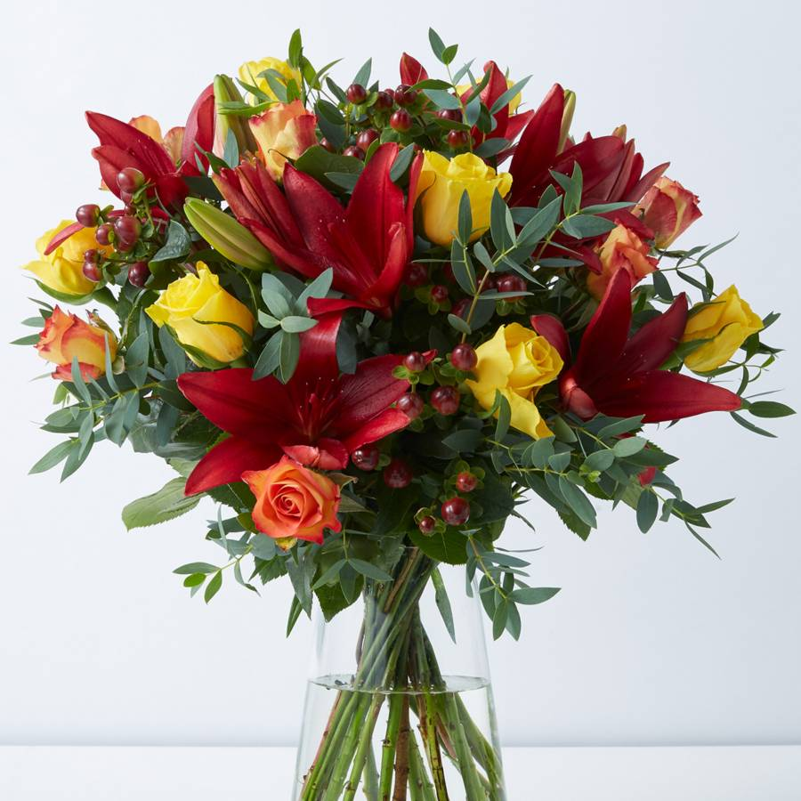 Flowers Plants Online Free Next Day Flowers Delivery M S