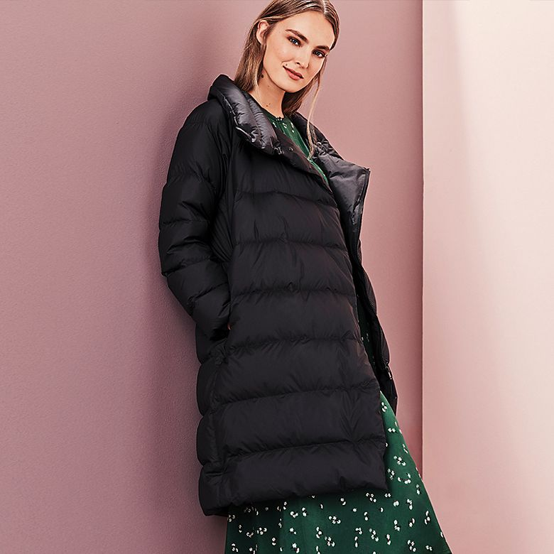 Discover the latest in Women's Coats | PULL&BEAR