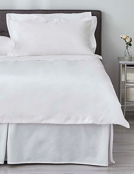 230 Thread Count Non Iron Luxury Egyptian Cotton Bed Linen Collection M S