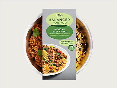Balanced For You Mexican beef chilli