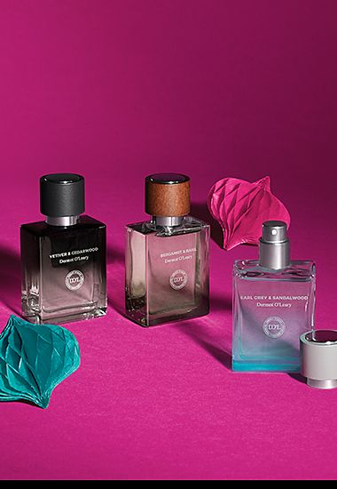 Dermot O'Leary fragrances