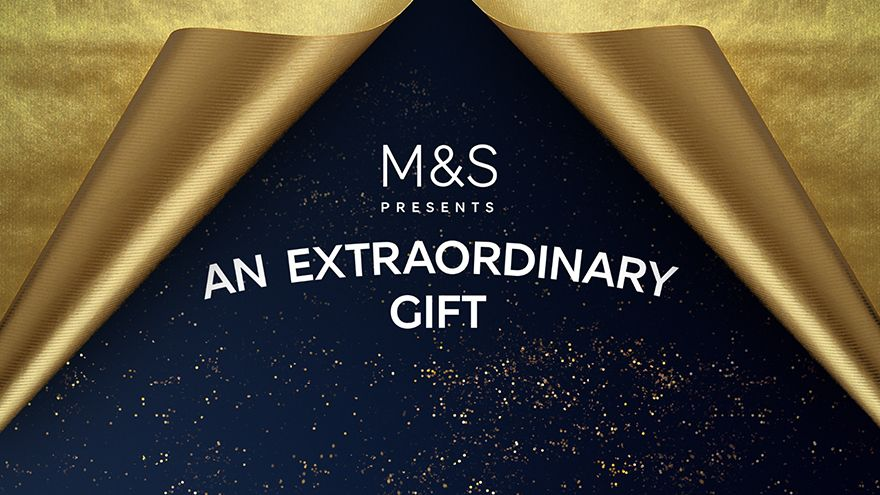 m s presents an extraordinary gift