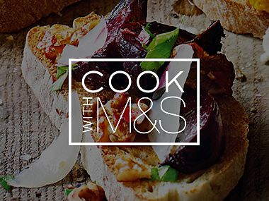 Cook with M&S app logo