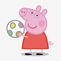 Peppa Pig character products