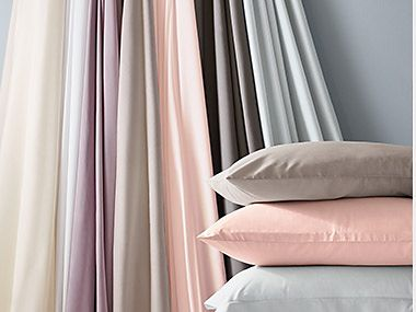Selection of coloured sheets
