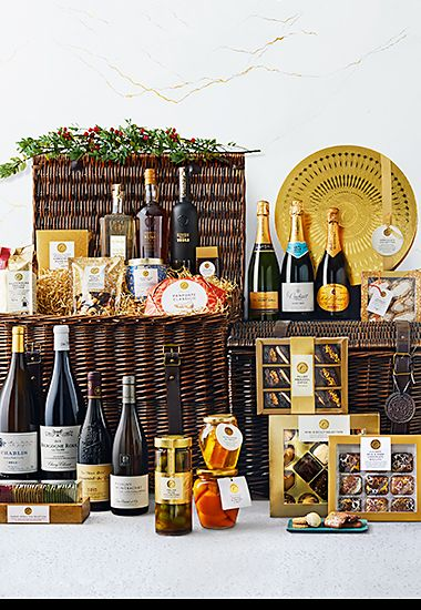 The Berkeley Collection hamper