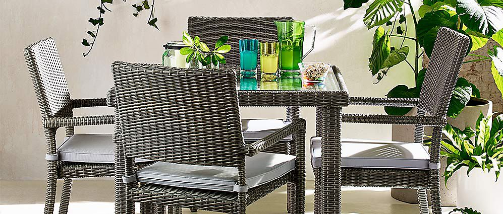 Garden Conservatory Furniture Outdoor Patio Sets M S