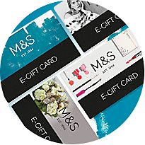 Marks and Spencer gift cards