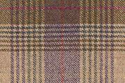 Torrin Plaid, grape mix†* – 100% wool