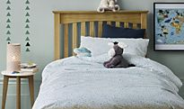 Children's bedding and children's furniture