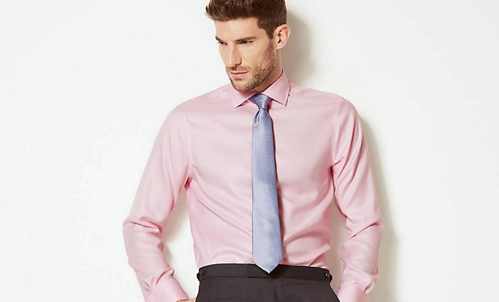 Buy 2, save 30% on Men's Formal Shirts