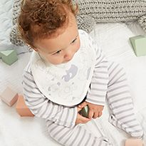 M&S baby bibs and accessories
