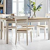 Albany dining table and chairs