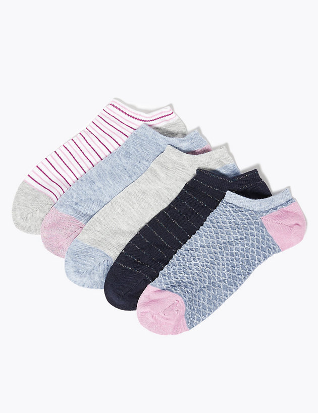 5 Pack Sumptuously Soft™ Trainer Liner