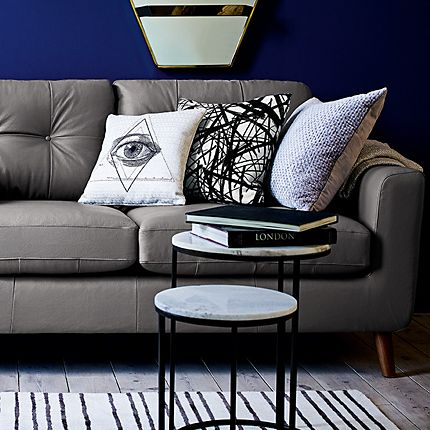 Needham corner sofa in living room