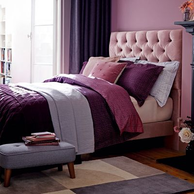 MAKE YOUR BEDROOM YOUR BOLTHOLE