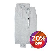 M&S unisex two-pack sports joggers
