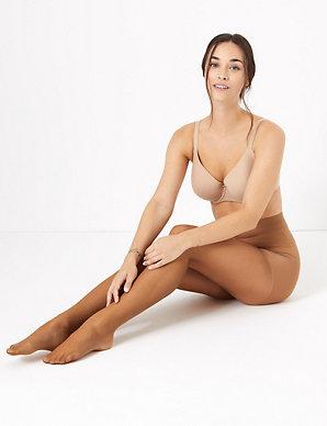 46017b8244d 7 Denier Cool Comfort™ Slimming Illusion Sheer Tights