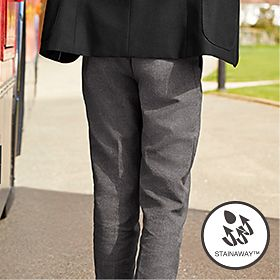 M&S Stain & Weatherproof school trousers