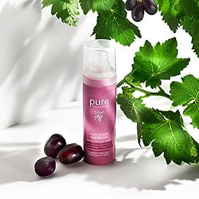 Pure Super Grape face Serum