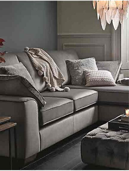 Nantucket corner sofa in living room