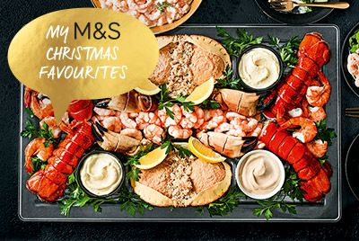 M&S Christmas favourites