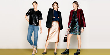 Style your sequins