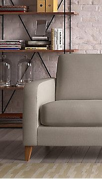 Tromso grey sofa