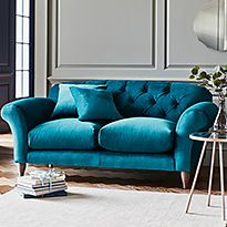 Newbury sofa in living room