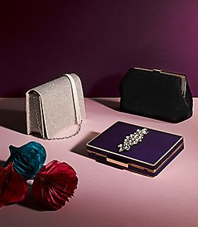 Selection of clutch bags