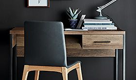 Baltimore desk in home office