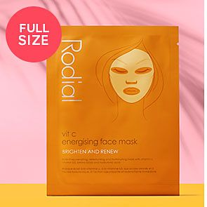 Rodial Vitamin C Energising Face Mask